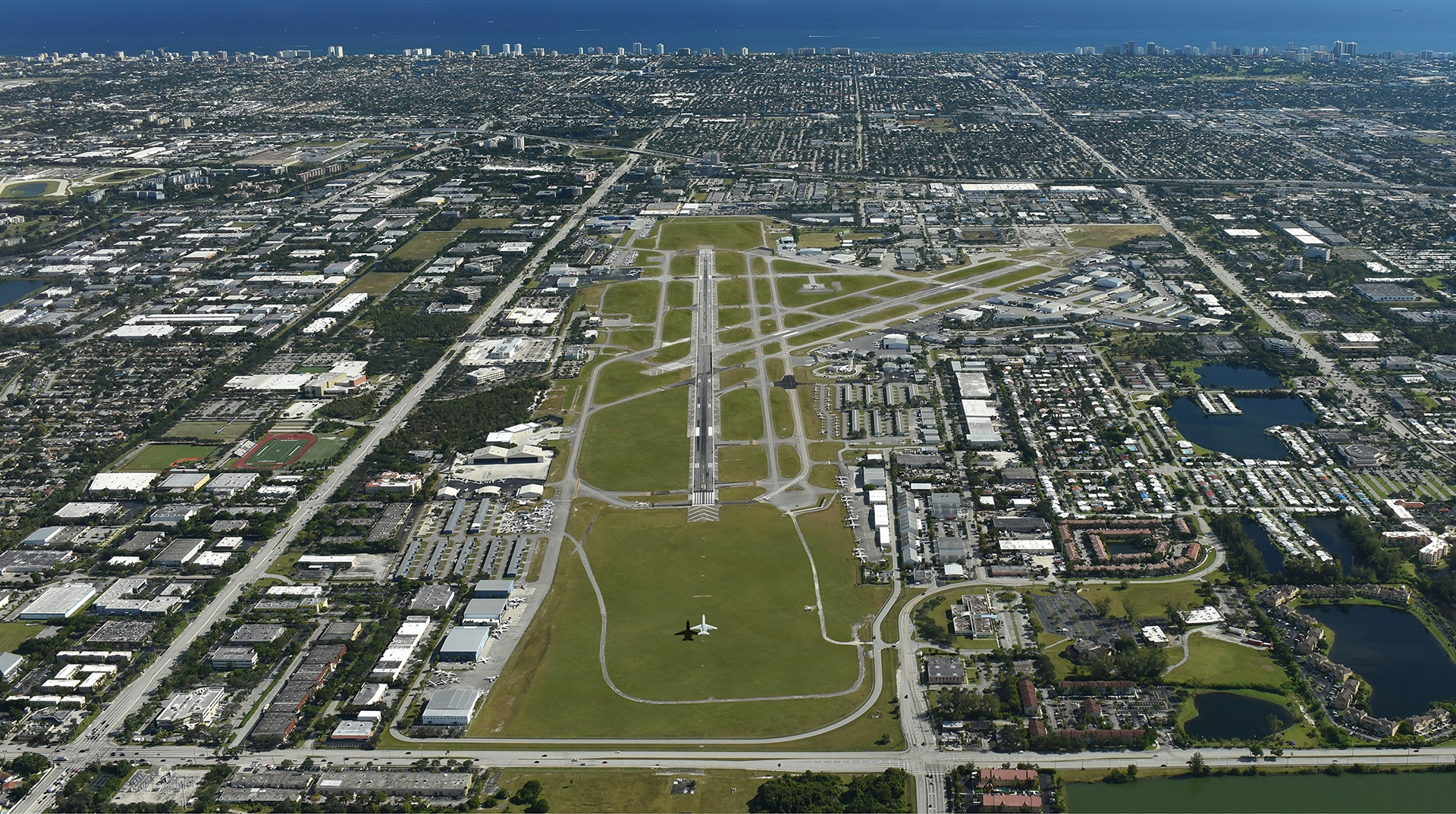Fort Lauderdale Executive Airport