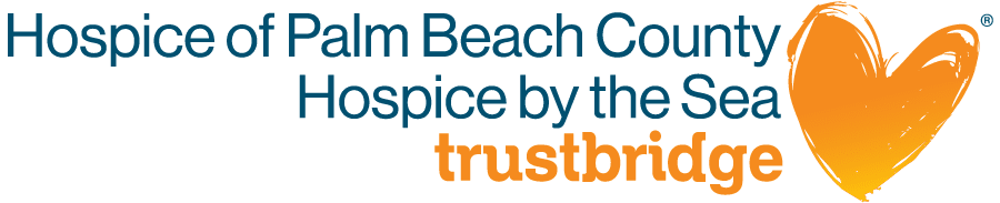 Trustbridge   Hospice of Palm Beach County   Hospice by the Sea