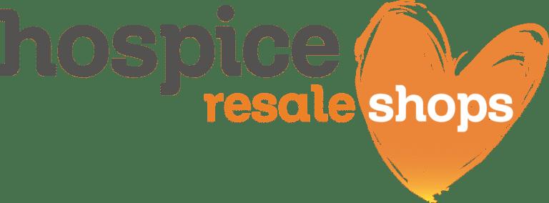 TB Foundation Hospice Resale Shops Logo Orange 768x284