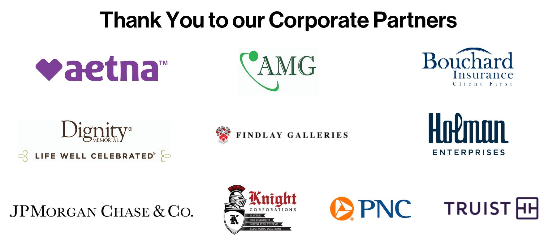 Corporate Partner Corral 2021